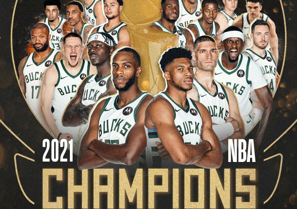 Bucks Championship Win 2021